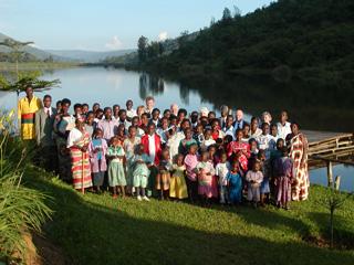 Members in Rwanda
